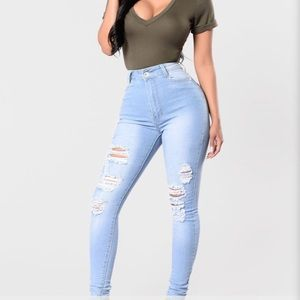 Fashion Nova Drive To The Ocean Jeans